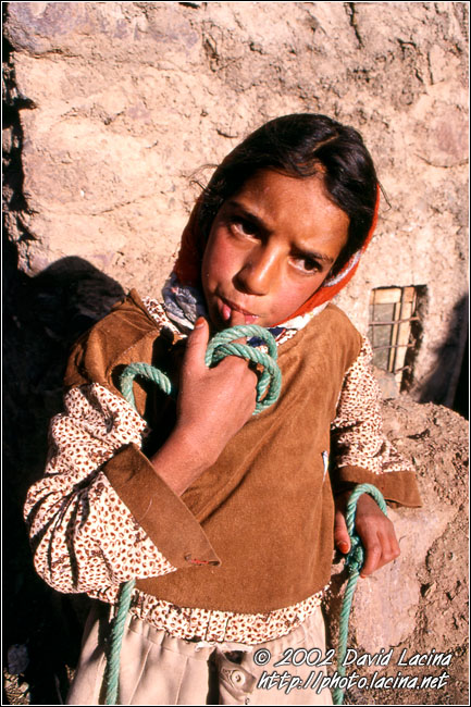 Berber Girl - Best Of Marocco, Marocco