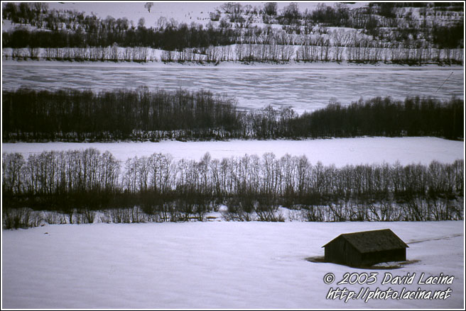 House By Frozen River - Best of 2003, Norway