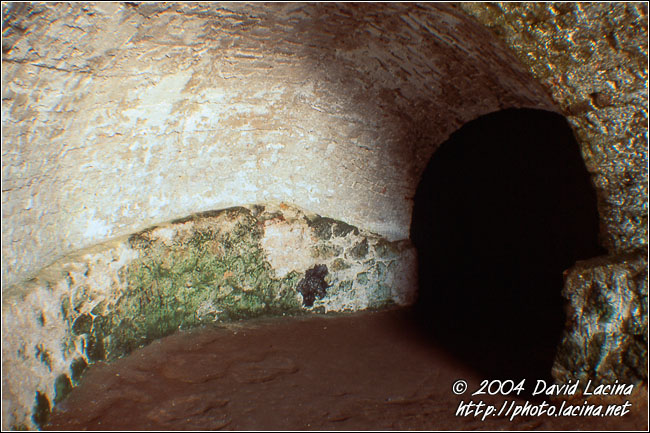 Travel Photo Gallery Entrance To Dungeons Of Cape Coast