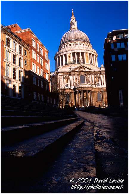 St. Paul's Cathedral - Historical London, England