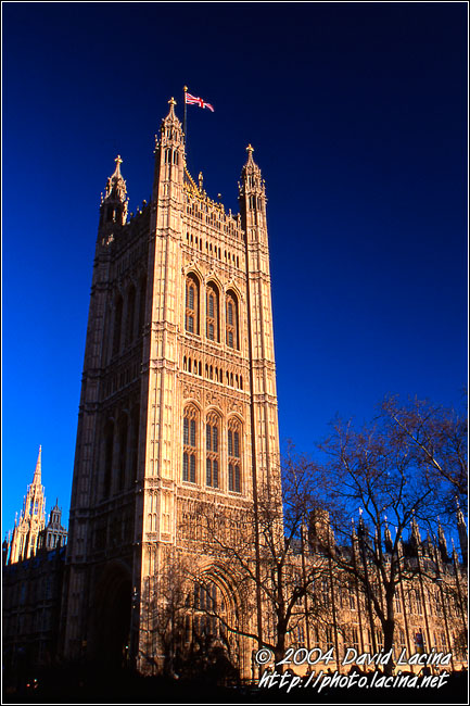 Palace Of Westminster - Historical London, England