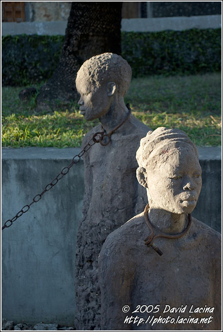 Slaves Of Our Time - Stone Town, Tanzania