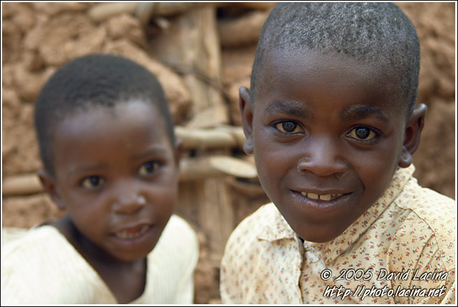 Friends - People Of Usambara Mountains, Tanzania