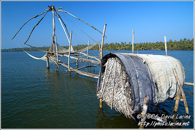 Chinese Net (Cheena Vala) By Sea - Cochin - Chinese Nets (Cheena vala), India
