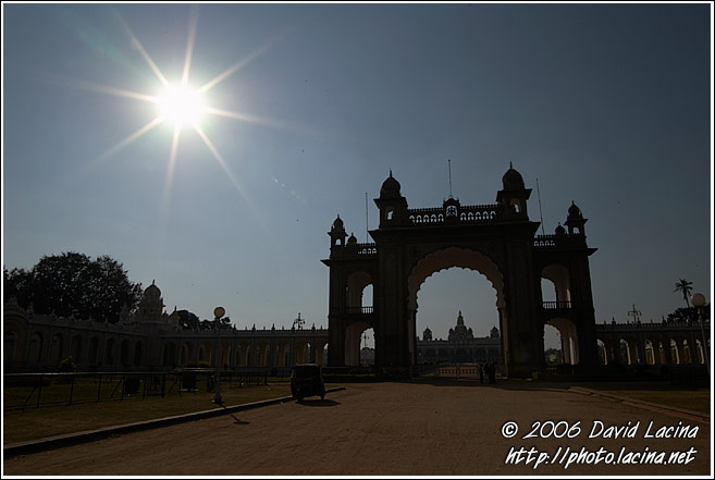 Entrance To Mysore Palace - Mysore, India