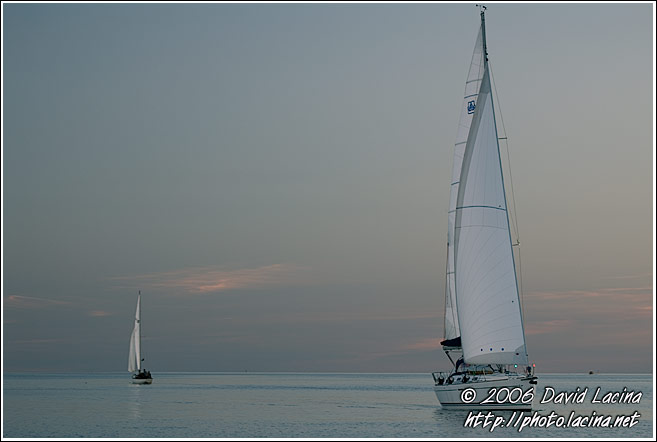 Sailboats In Sandefjord - Best of 2006, Norway