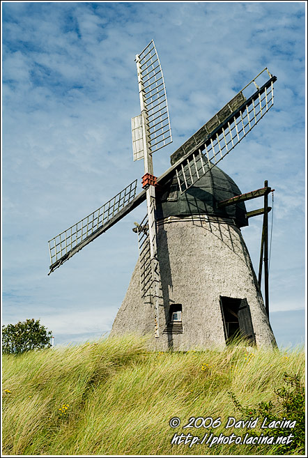Old Windmill In Skagen - Skagen, Denmark