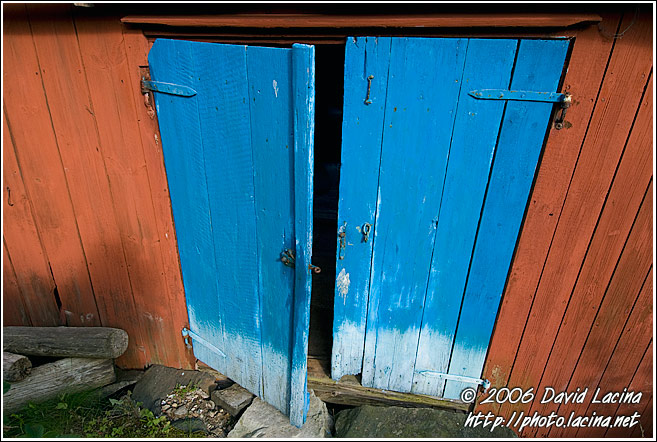 The Doors, Koster Island - West coast, Sweden