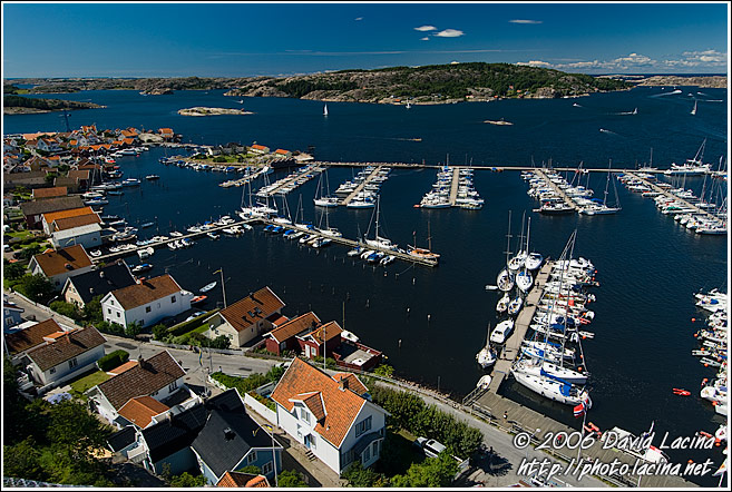 Fjällbacka Harbour - West coast, Sweden