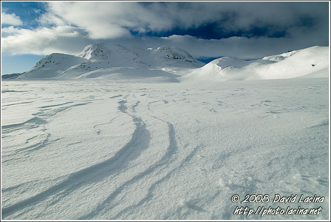 Hamarskardet - Hemsedal In Winter, Norway