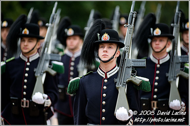 His Majesty The King's Guard - Best Of 2008, Norway