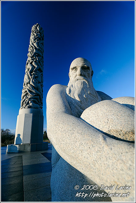 Vigeland Sculpture Park - Best Of 2008, Norway