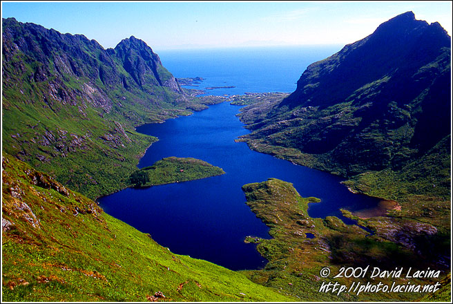 Travel Photo Gallery  Å Beautiful Scenery, Lofoten, Norway
