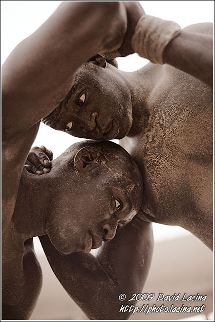 In A Fight - Traditional Wrestling, Senegal
