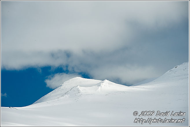 Snow Dune - Winter 2009, Norway