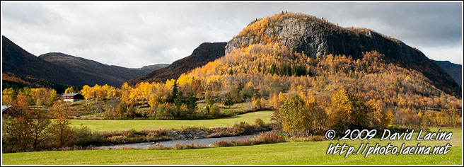 Karisetberget - Autumn In Hemsedal, Norway