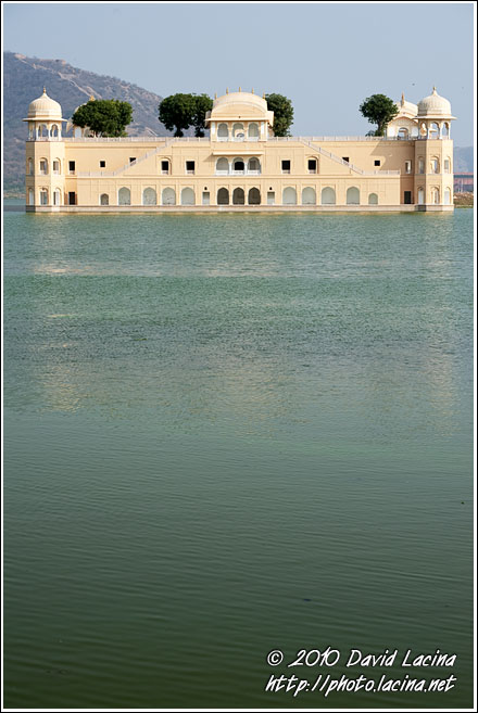 Jal Mahal (Water Palace) - Jaipur, India