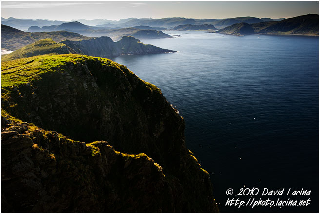 Cliffs On Runde Island - Land Of Fjords, Norway