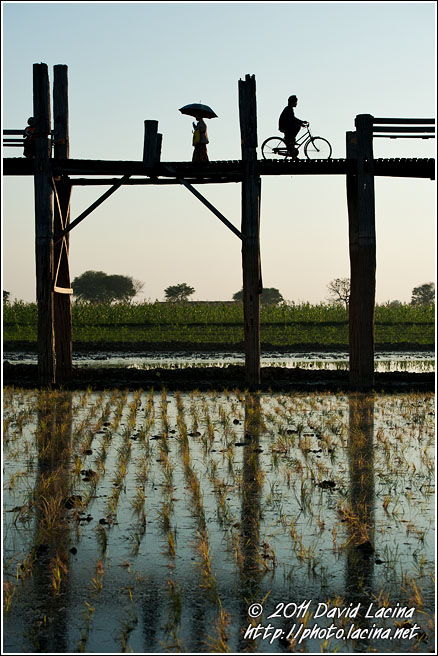 U Bein Bridge - Best Of, Myanmar (Burma)