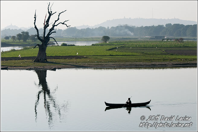 Tree And A Boat - Best Of, Myanmar (Burma)