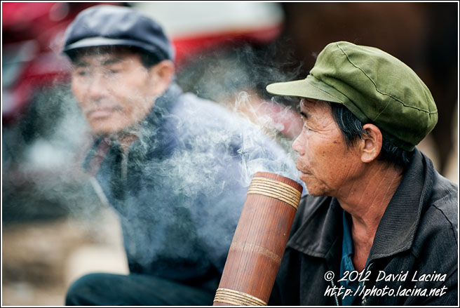 Chinese Smoking Pipe