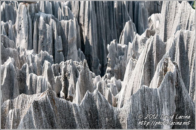 Limestone Formations - Kunming And Shilin, China