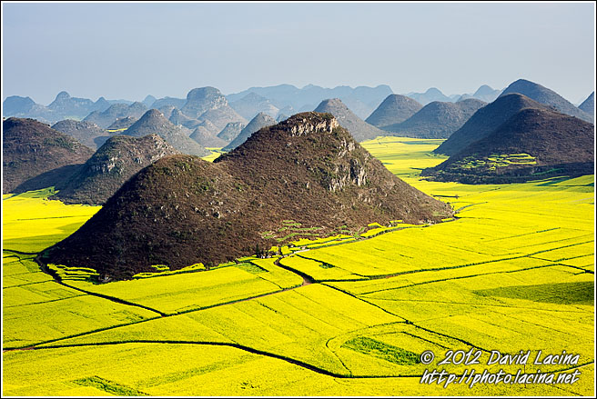Luoping Scenery - Luoping, China