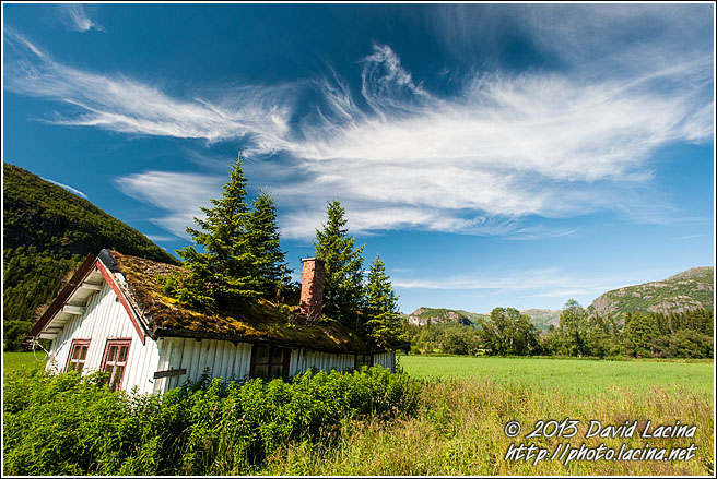 Old House - Best Of 2012, Norway