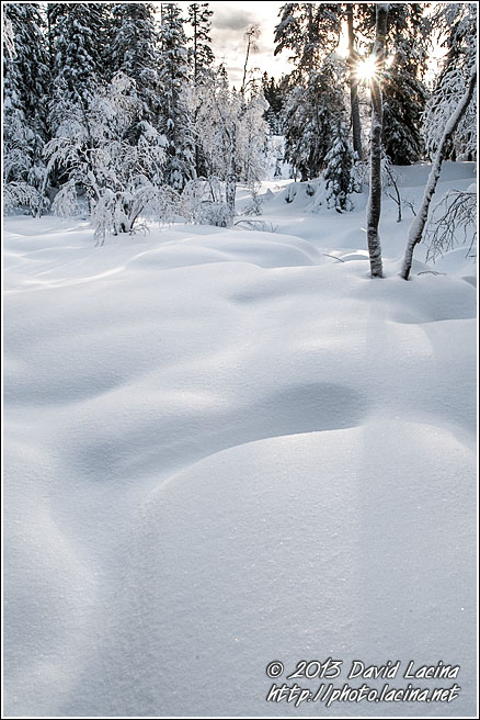 Winter Landscape - Best Of 2012, Norway