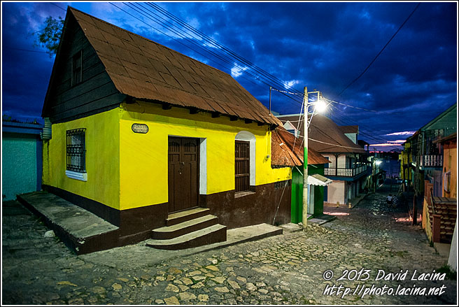 Flores Street - Best Of, Guatemala
