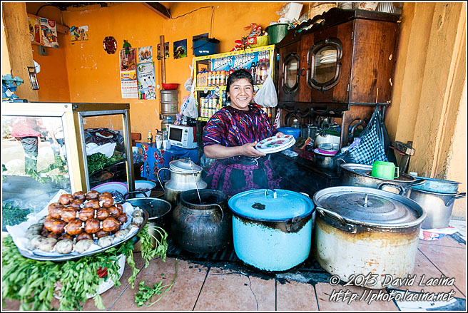 Maya Street Vendor - Best Of, Guatemala
