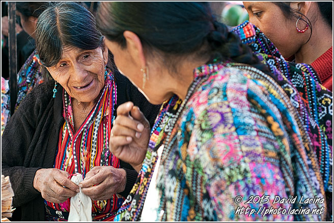 Kaqchiquel Elderly Woman - Best Of, Guatemala