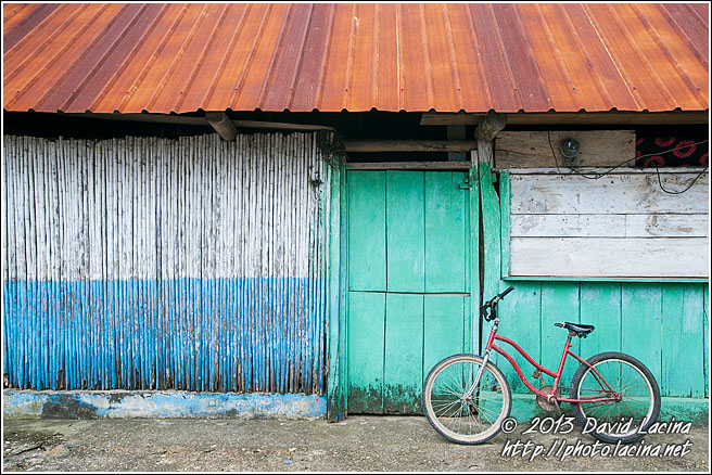 Bicycle And House - Best Of, Guatemala