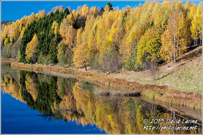 Nitelva In Autumn - Best Of 2013, Norway