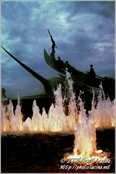 Sandefjord Fountain - Best of 2001, Norway