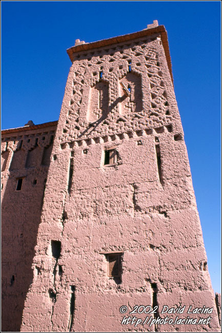 Tower Of Kasbah Amerhidil, Skoura - Best Of Marocco, Marocco