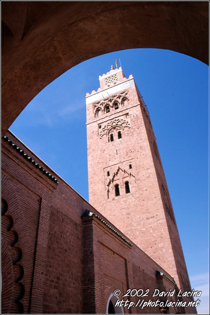 Koutoubia Mosque - Best Of Marocco, Marocco