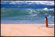 Girl On The Beach, Best Of Marocco, Marocco