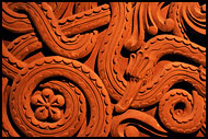 Detail Of Wood Carving, Best of 2002, Norway