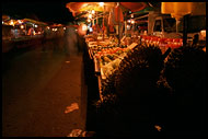 Street Of Local Night Market, Langkawi, Malaysia