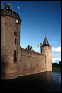 The Muiderslot In Muiden, Best Of Netherlands, Netherlands