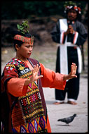 Batak Dance, Lake Toba, Indonesia