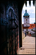 Open Gates - Bouzov, Moravia Historical, Czech republic