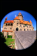 Bouzov Castle, Moravia Historical, Czech republic