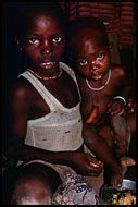 Innocent Eyes, Lobi tribe, Ghana