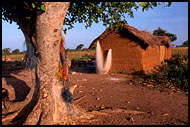 Fisherman's House, Lobi tribe, Ghana
