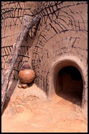 Entrance To House, Kassena tribe, Ghana