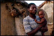 Father And Son, Talensi land, Ghana