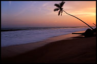 Romantic Sunset, Brenu beach, Ghana