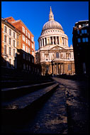 St. Paul's Cathedral, Historical London, England